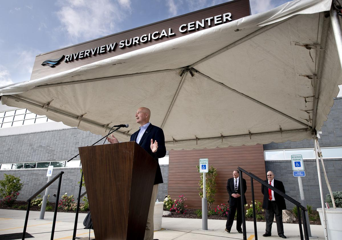 Riverview Surgical Center open house