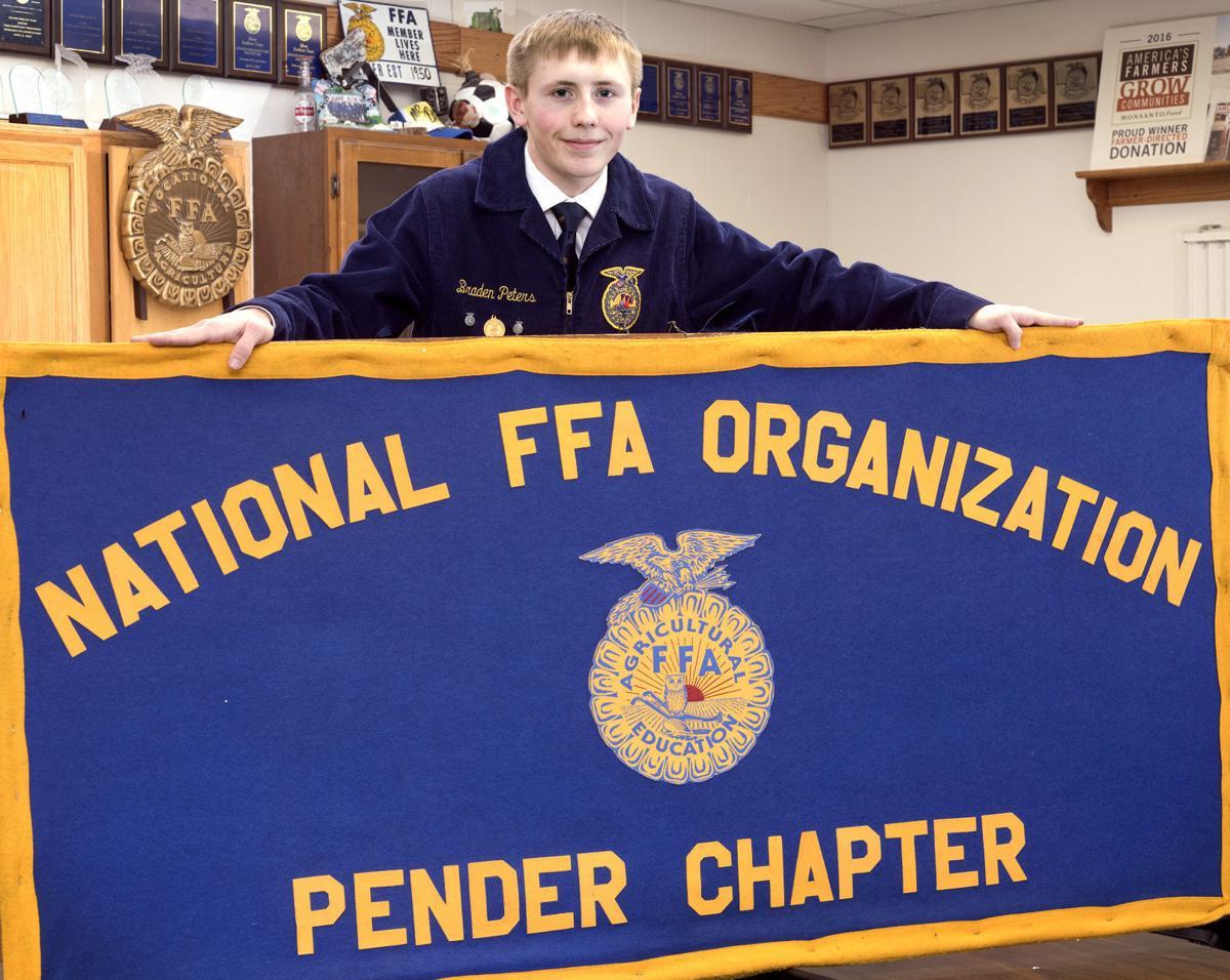 Pender FFA Braden Peters