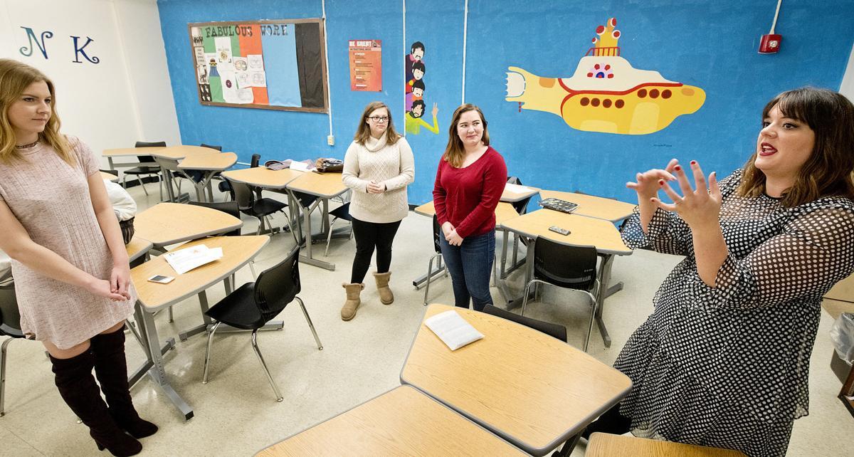 East High School national speech contest