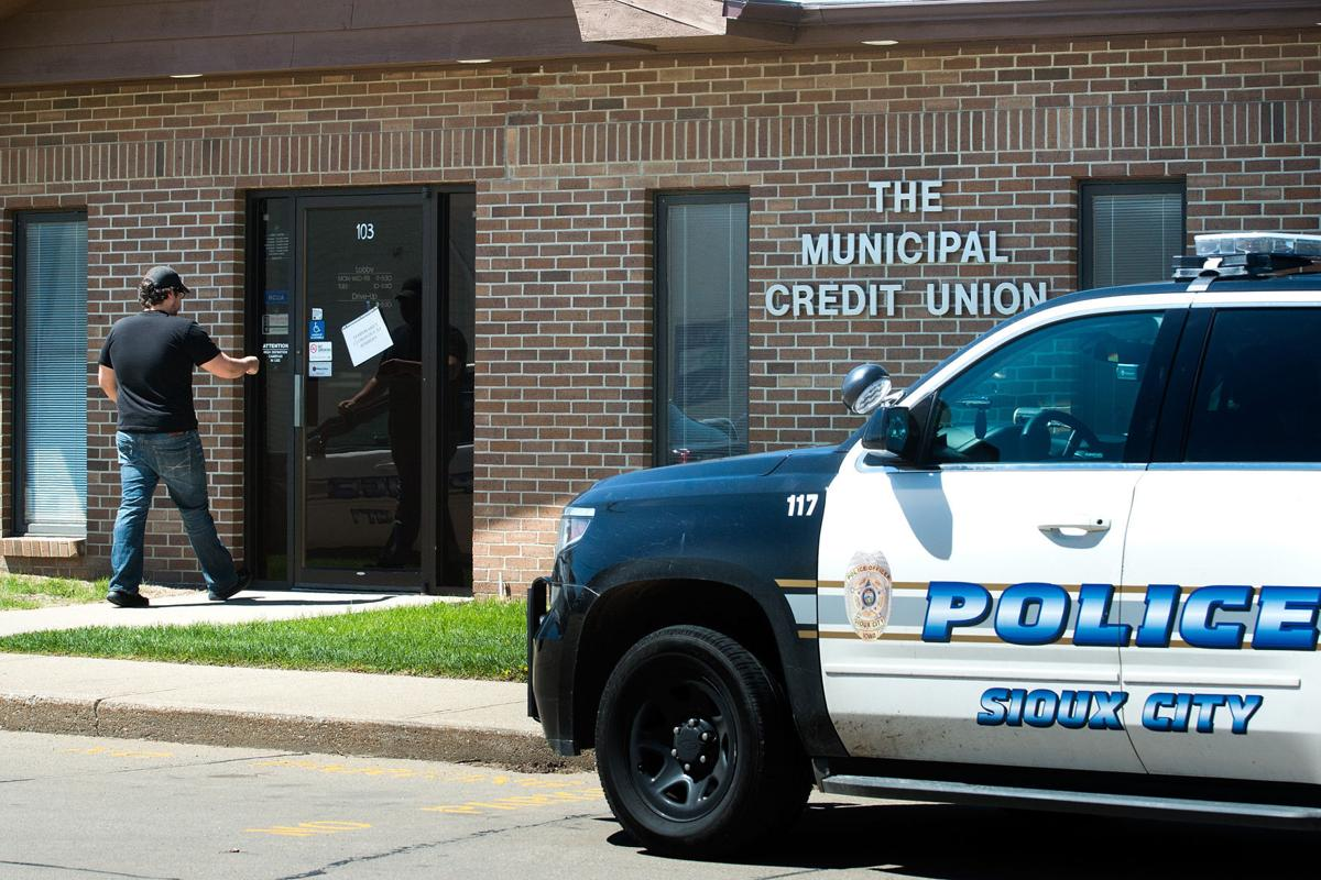Credit Union Robbery