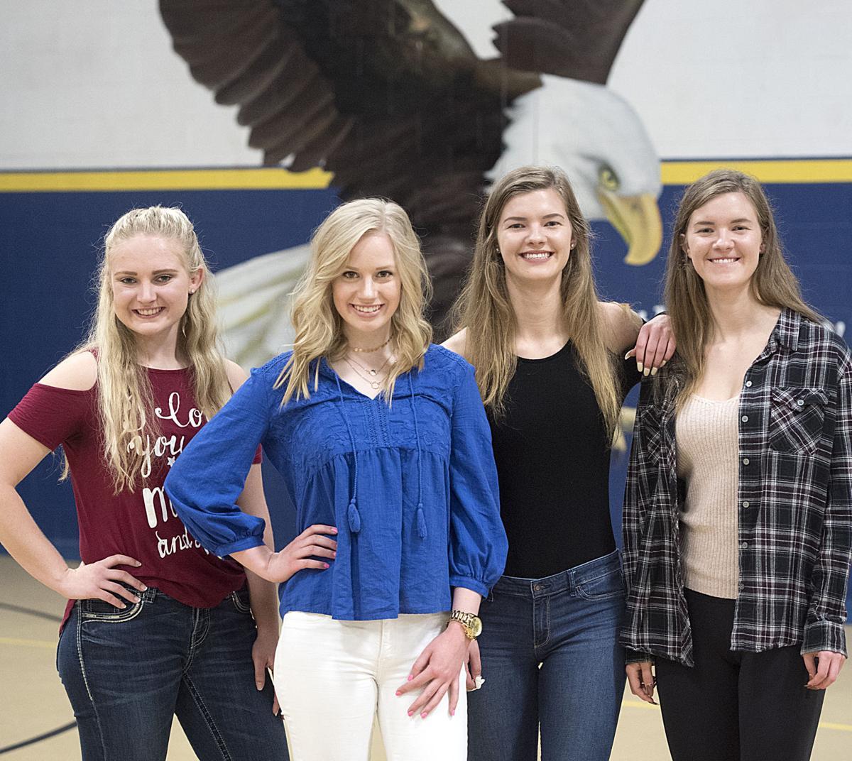 Siouxland Community Christian School dual graduates