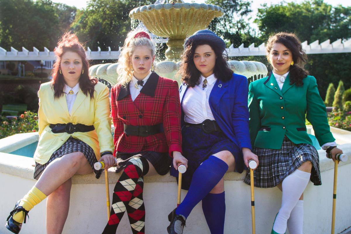 Croquet, catfights and cyanide: Prepare yourself for 'Heathers: The  Musical' | Arts and Theatre | siouxcityjournal.com