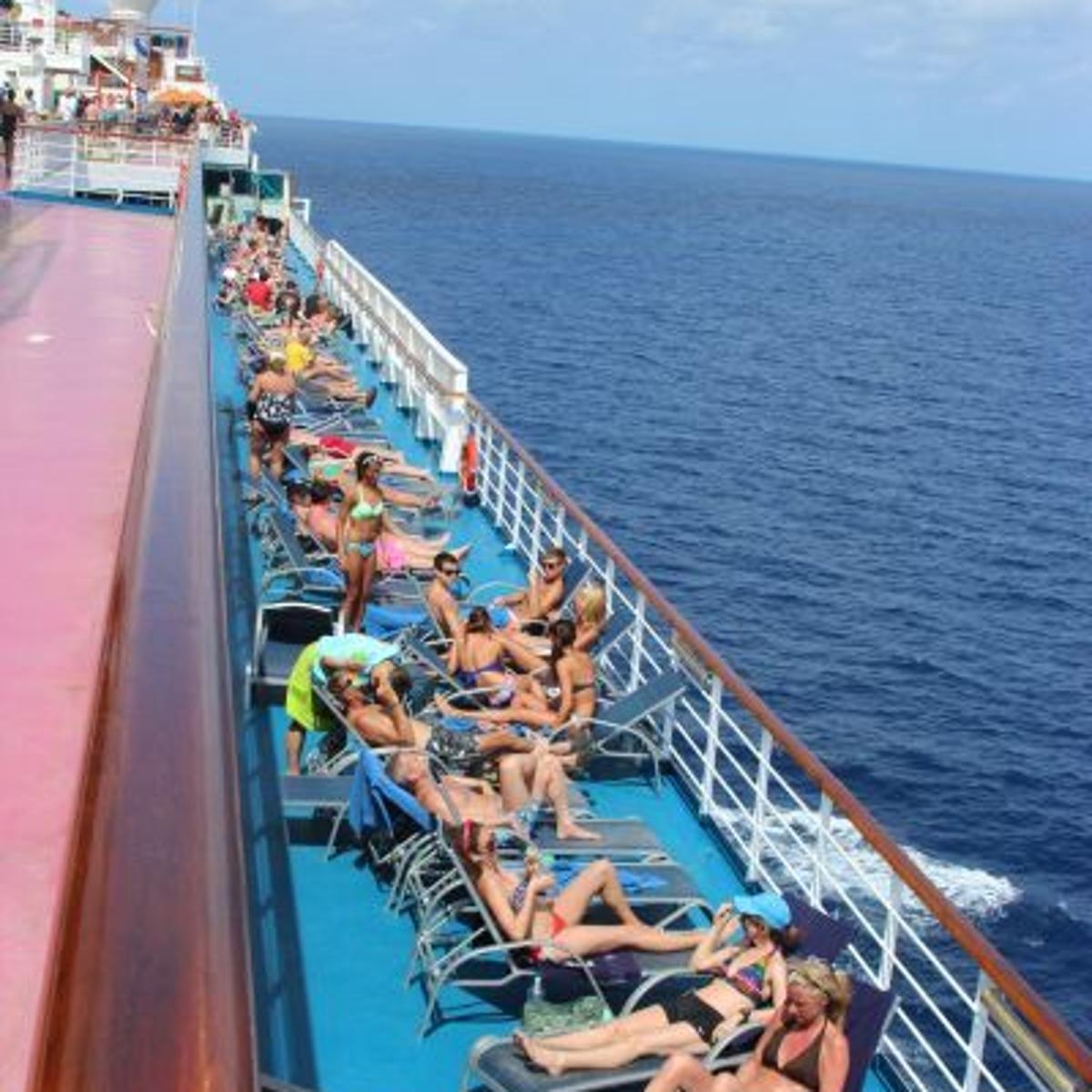 carnival dream large balcony More Cruise Passengers Lured By A Private Balcony Travel