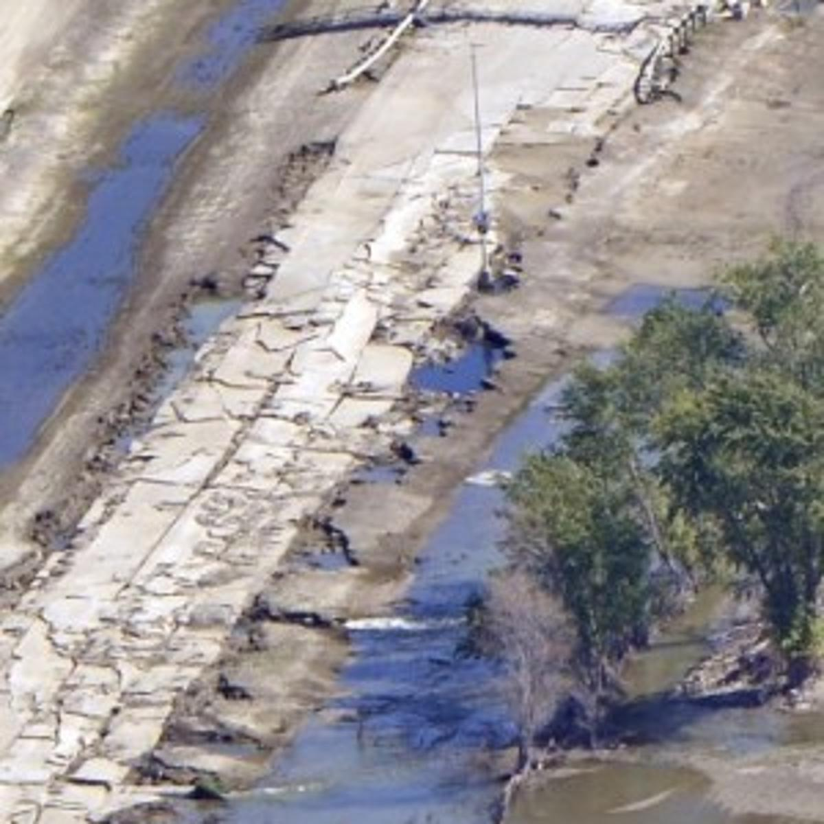 Iowa on fast track to repair flood-damaged roads | A1