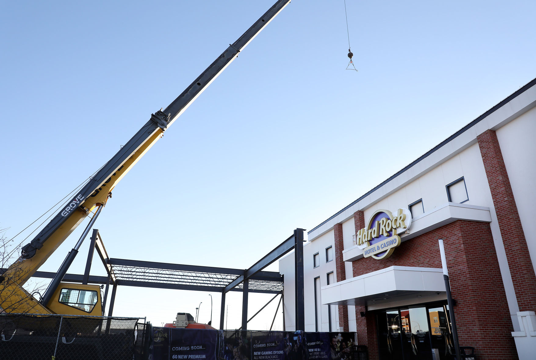 progress hard rock expansion coming along progress retail rh siouxcityjournal com
