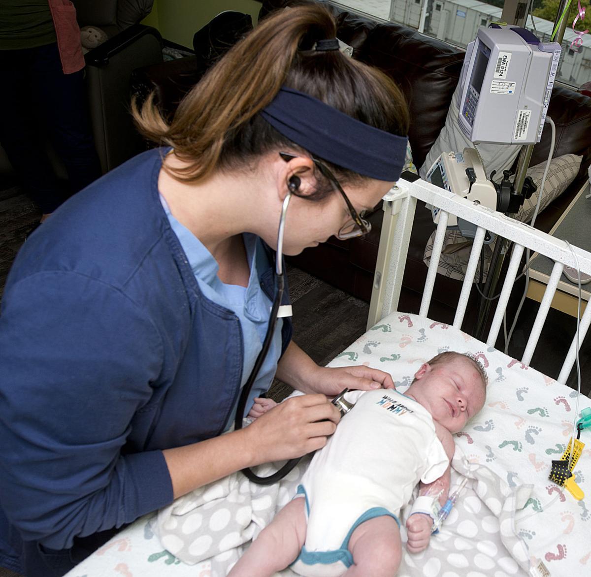 Newborn illness