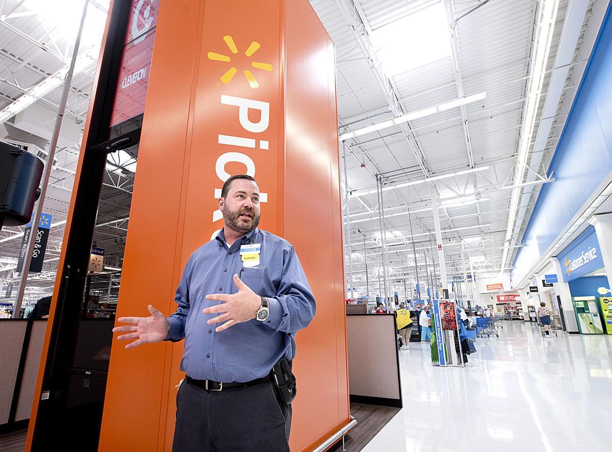 Walmart renovations