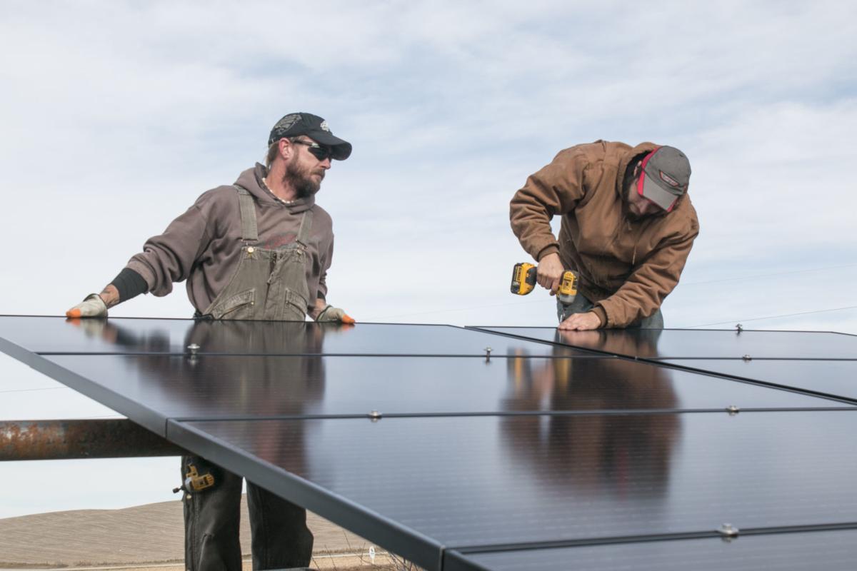 Winnebago solar farm 2