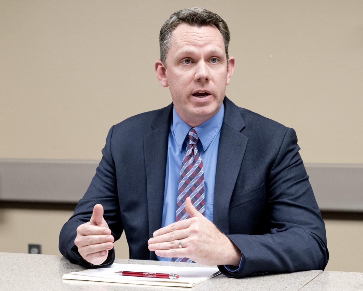 David Dawson Iowa District 3 Senate Candidate