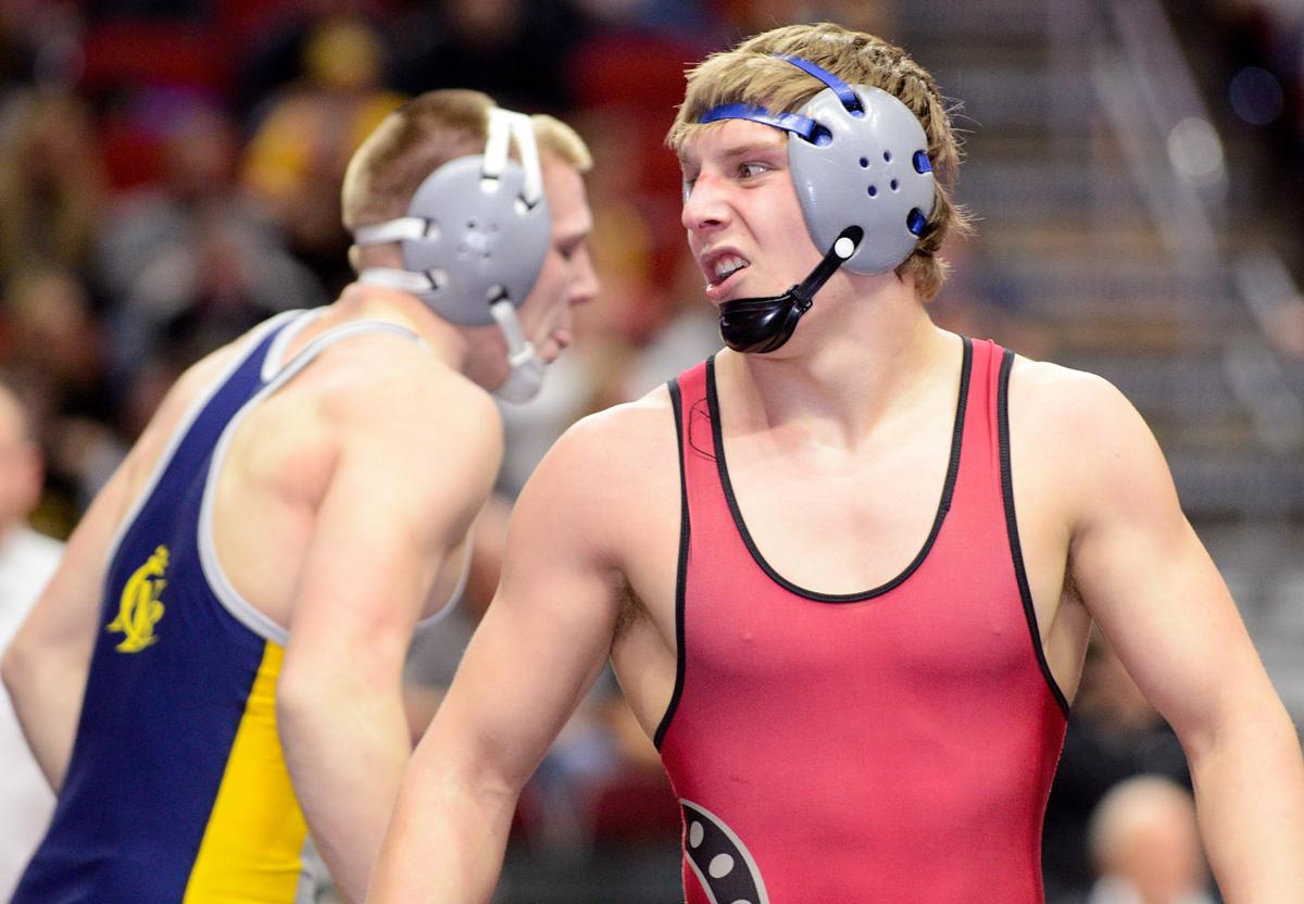 State Wrestling Class 1A Semifinals