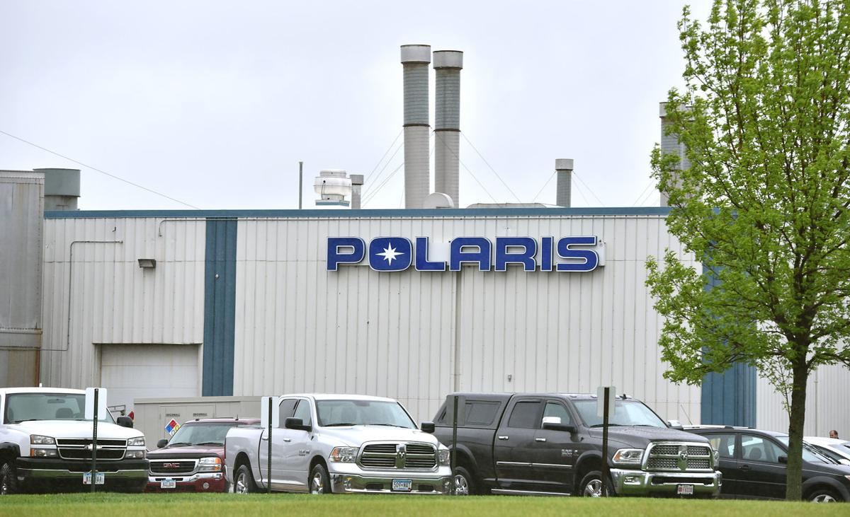 Polaris Spirit Lake plant