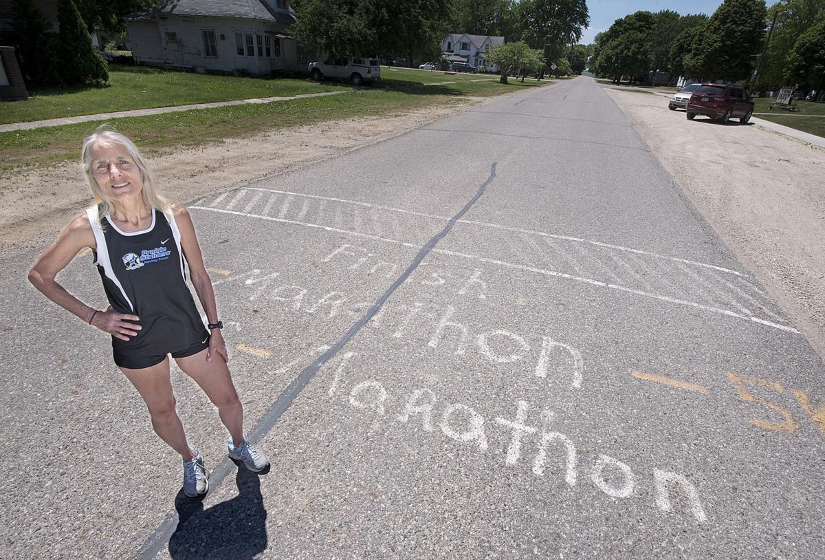 Marathon's final marathon