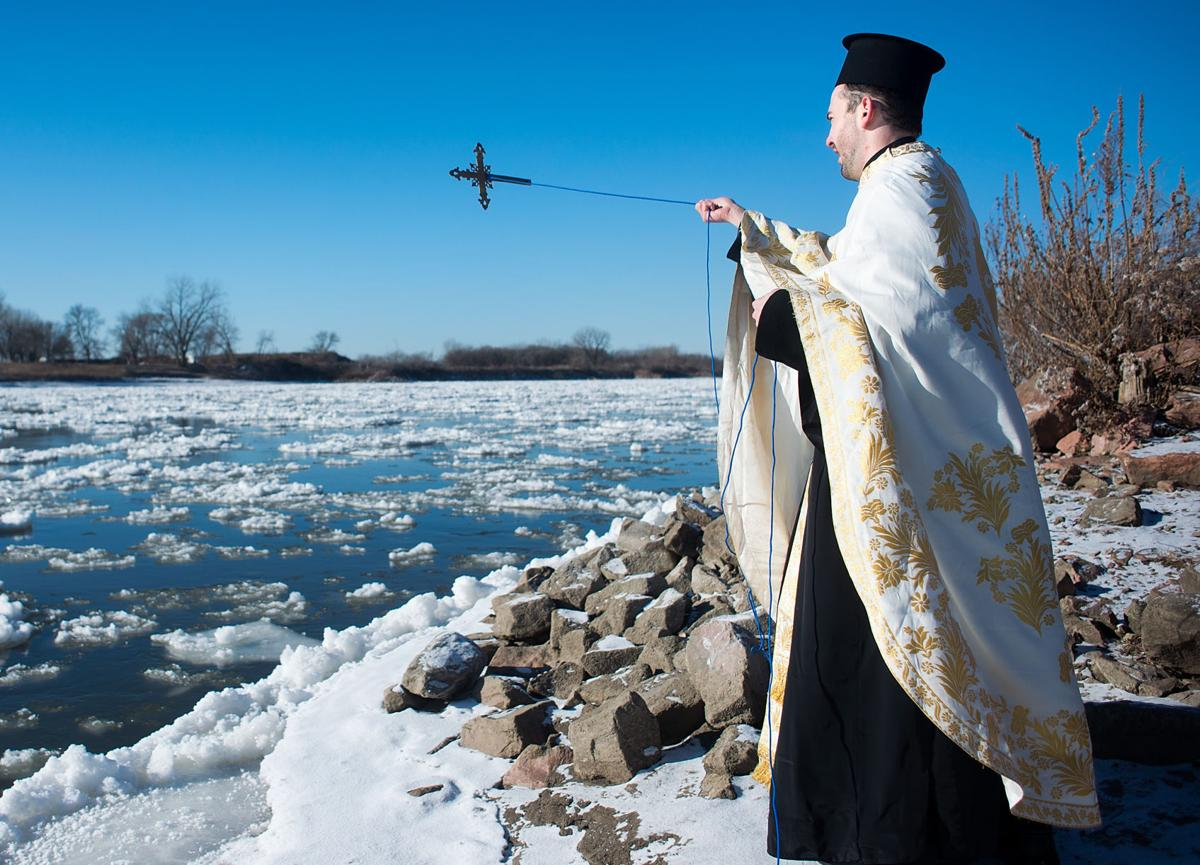 Orthodox River Blessing
