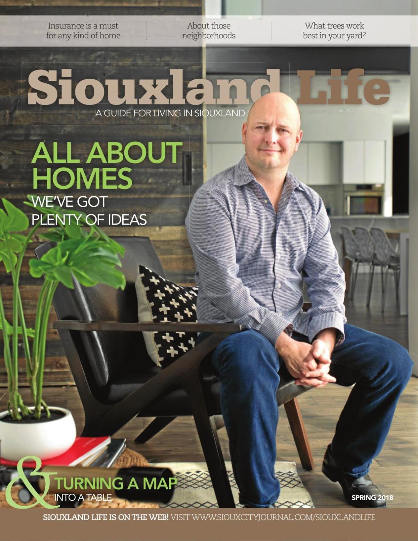 Siouxland Life - Spring 2018