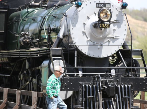 Siouxland Historic Railroad District National Train Day