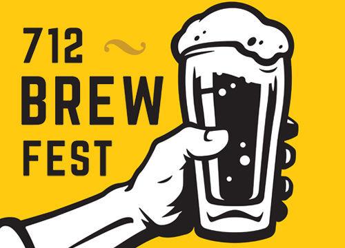 712 brew fest logo