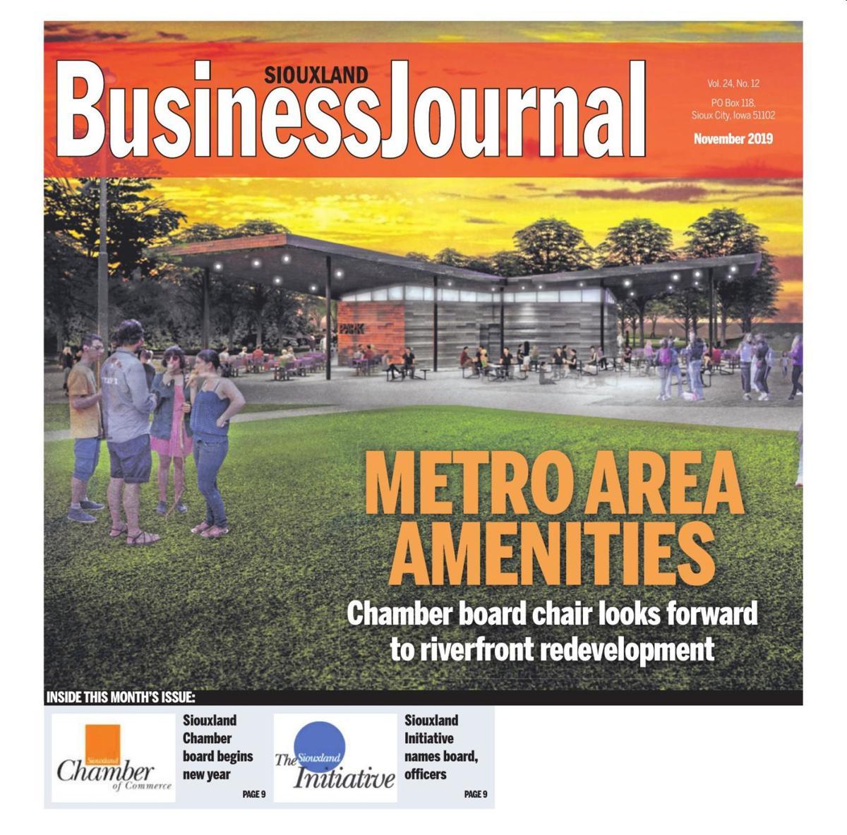 Siouxland Business Journal - November 2019