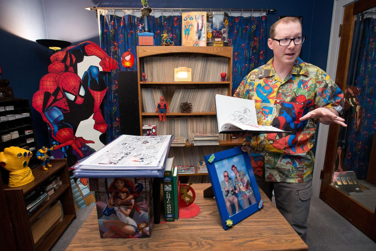 Comic Books Justin Knecht