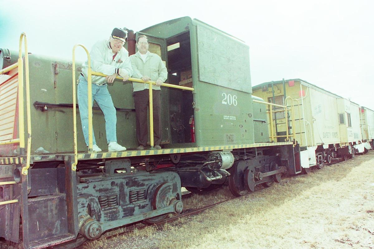 Siouxland Historic Railroad excursion, 1994