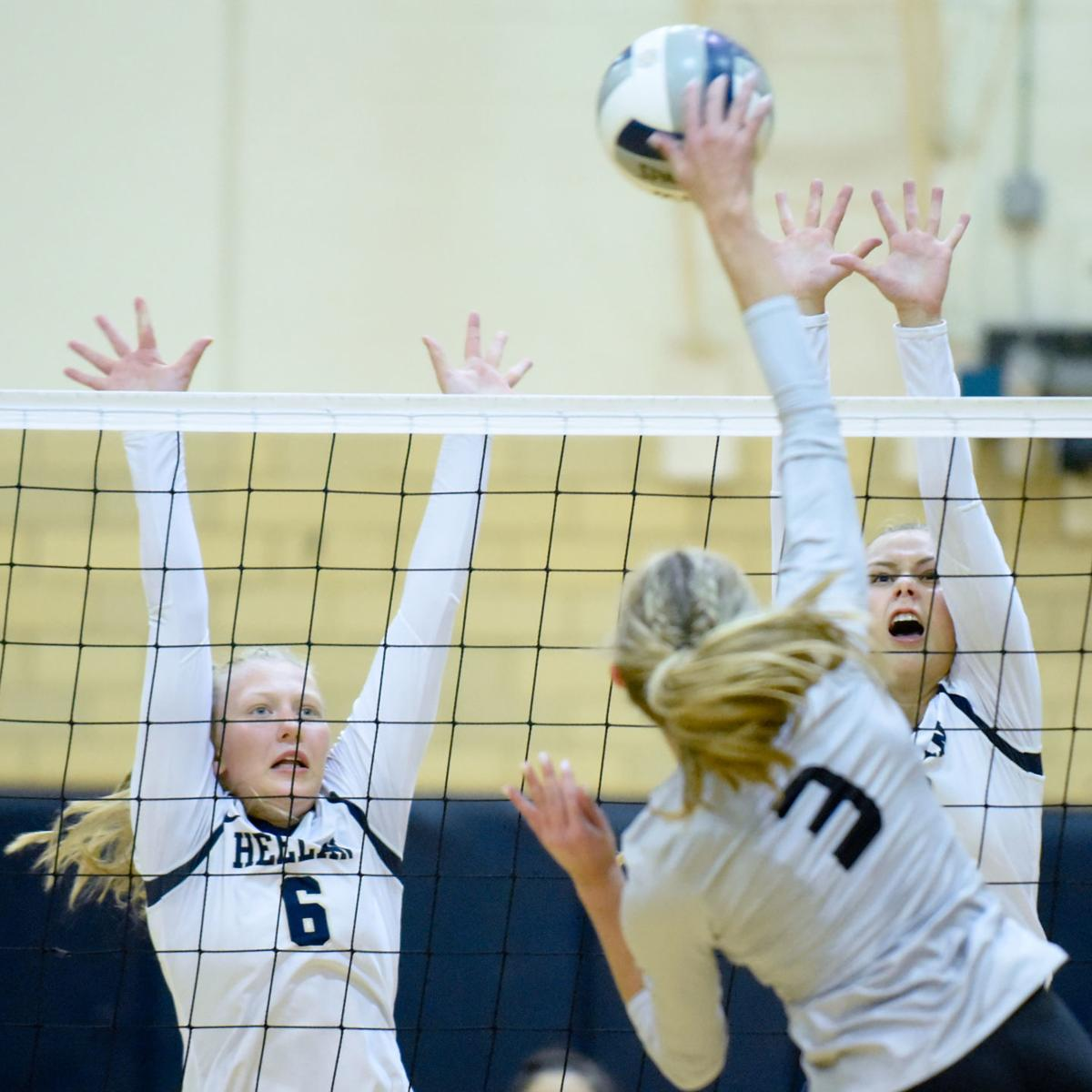Volleyball Bishop Heelan vs. Omaha Skutt Catholic