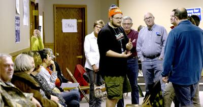 2016 Sioux County Democratic caucus