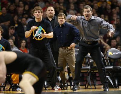 Iowa Minnesota Wrestling