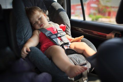 After Her Baby Died From Being Left In A Hot Car This Mom Is Telling