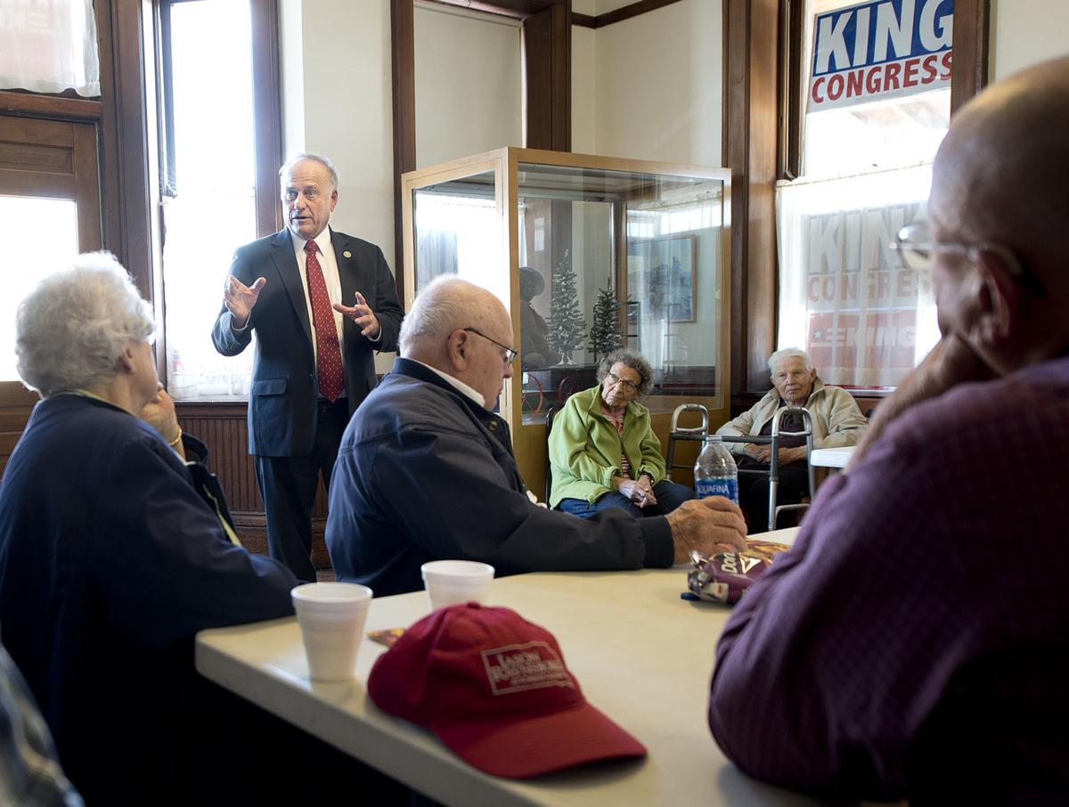 Steve King Cherokee campaign