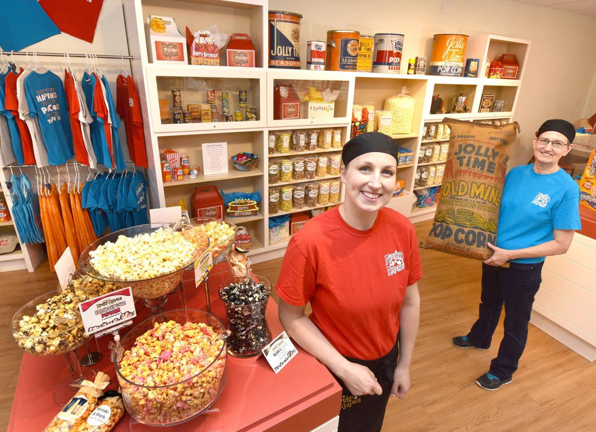 Jolly Time Opens Museum To Celebrate 100 Years Of Popcorn Food And