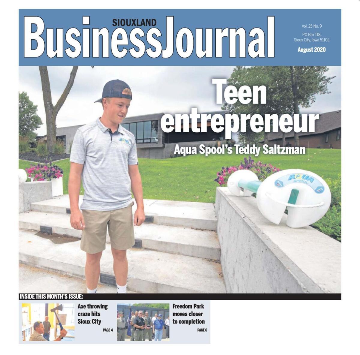 Business Journal - August 2020