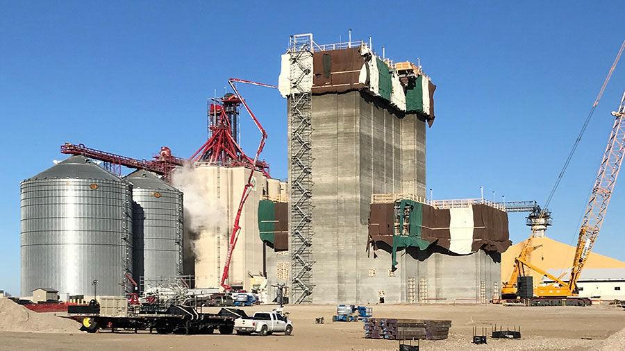 Ocheyedan feed mill