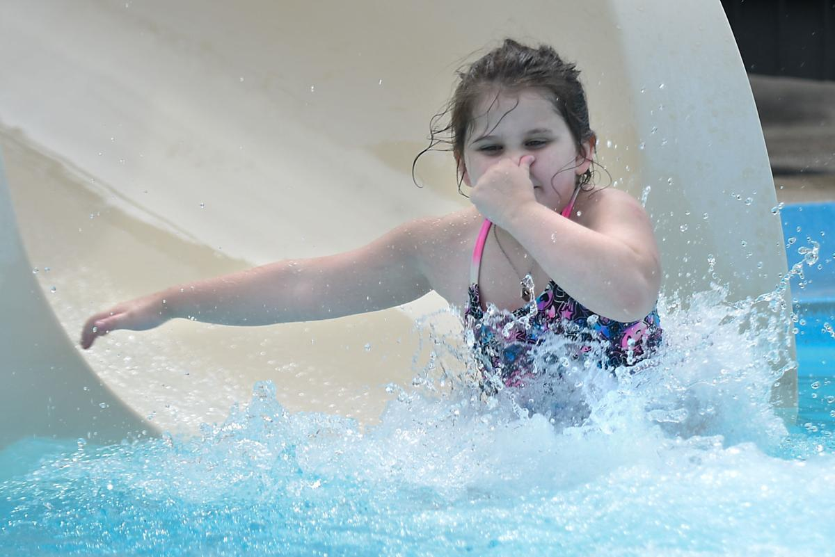 Attendance Dips Slightly At Sioux City Public Swimming Pools Local News Siouxcityjournal Com