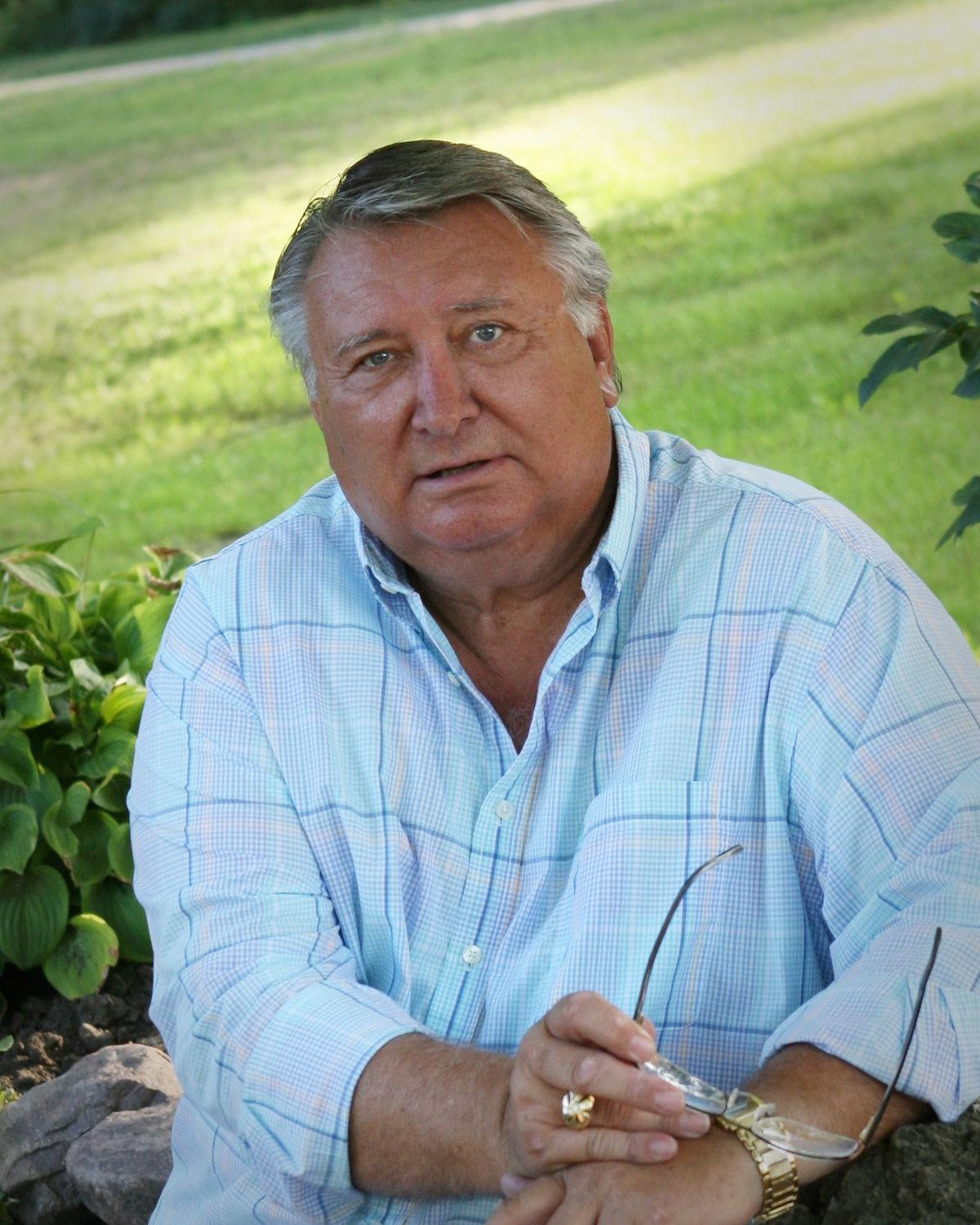 Peter Davidson author photo