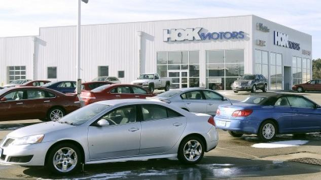 billion to buy sioux city 39 s hoak motors a1
