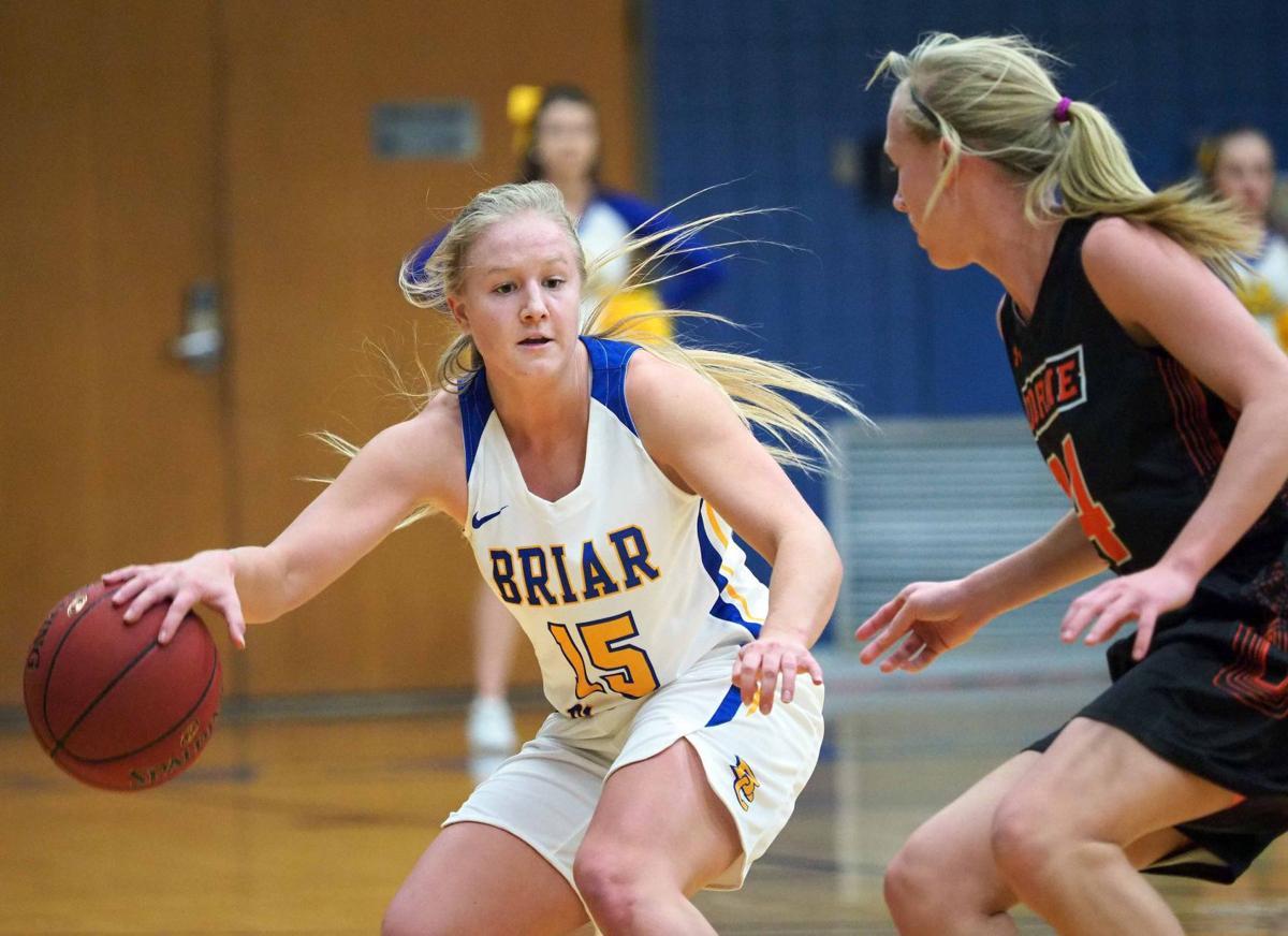 Doane at Briar Cliff basketball