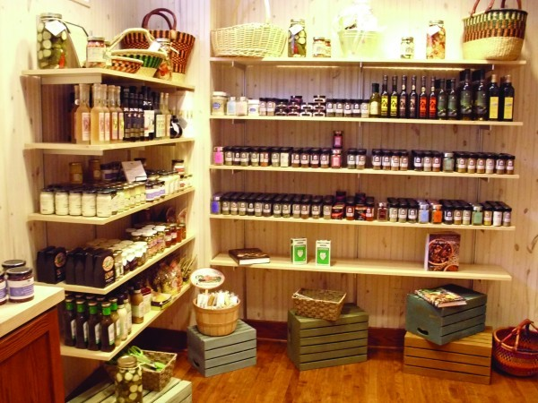 Spice section