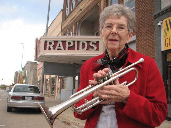 Jackie Telford Rock Rapids Municipal Band