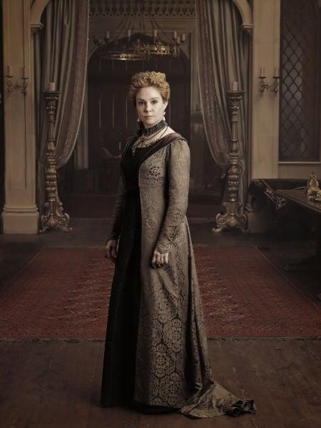queen catherine reign image - photo #25