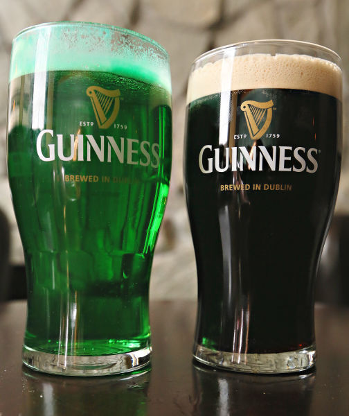 Image result for guinness beer st patrick's day