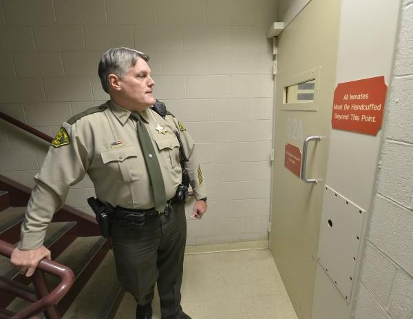 Woodbury County Jail renovation