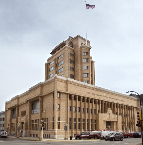 Woodbury County Courthouse