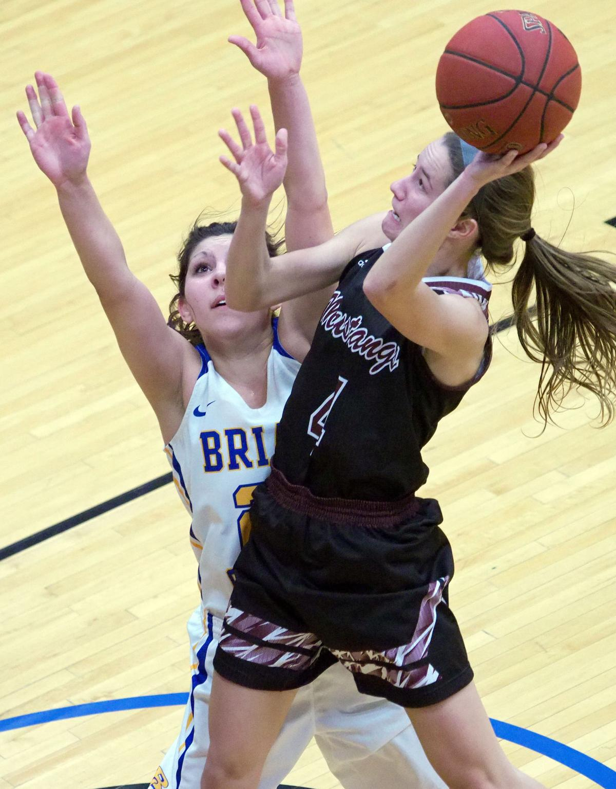Morningside at Briar Cliff basketball
