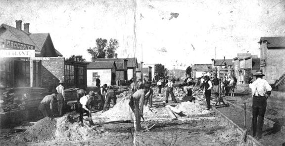 Sioux City Street Railway Co.