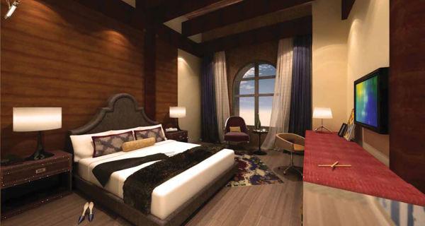 Hard Rock And Hotel Room