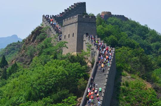 Great Wall of China, AP