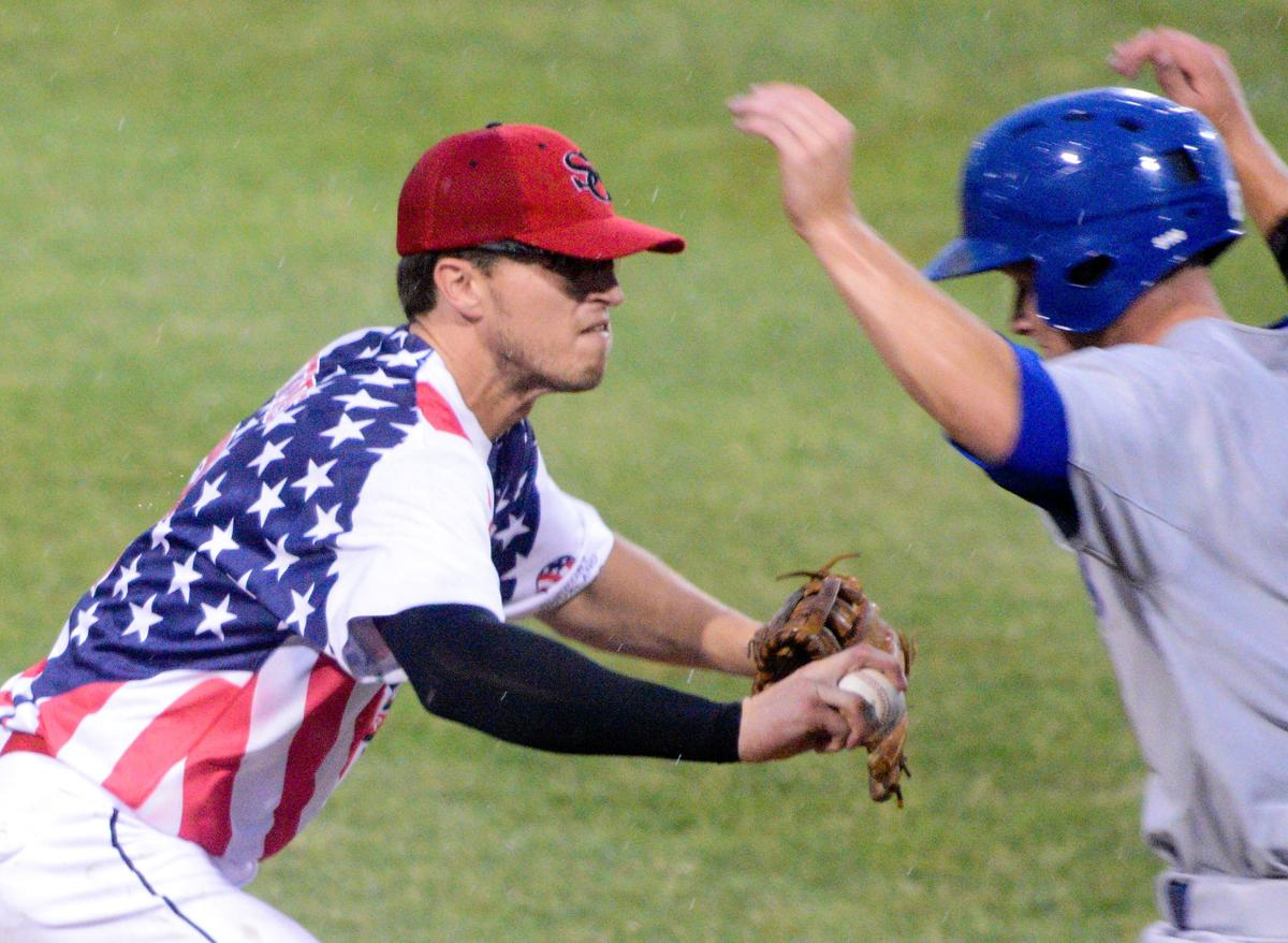 Baseball Explorers vs. Saints