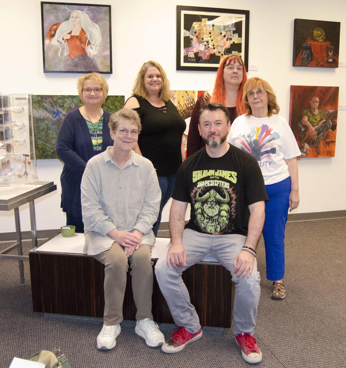 Gallery 103 artists