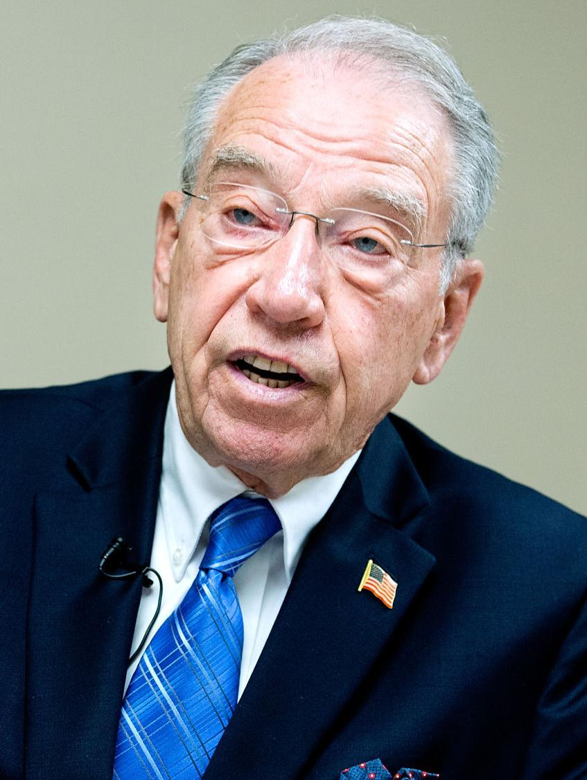 Chuck Grassley Edit Board (copy)