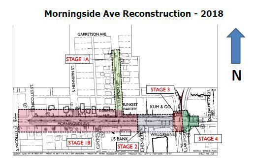 Morningside Avenue Reconstruction