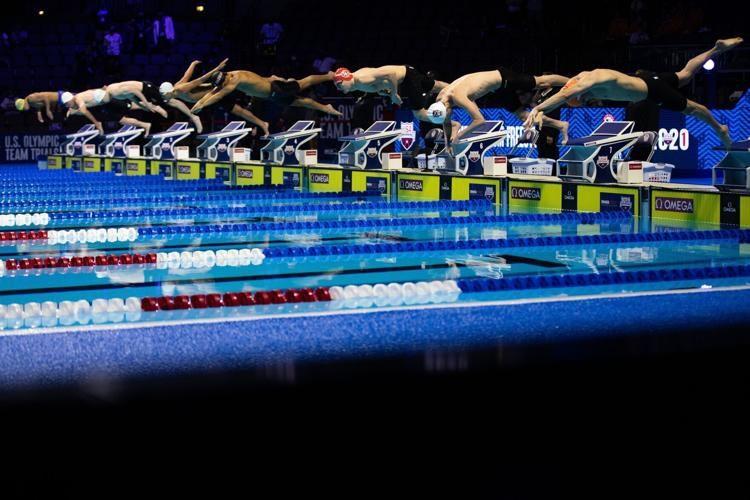 Swimming photo 1